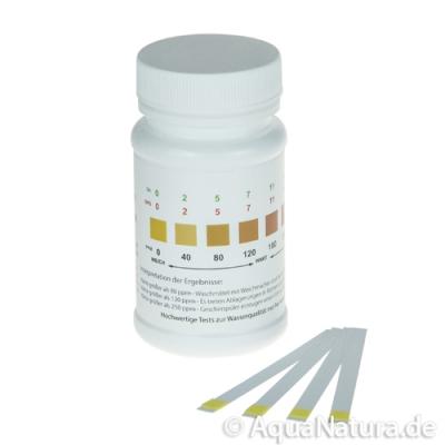 Wasserhärte Teststreifen (50 Tests)
