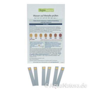 AquaNatura Water Total Metals Check (6 Tests)
