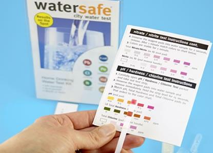 Watersafe City Wassertest 8-in-Einem
