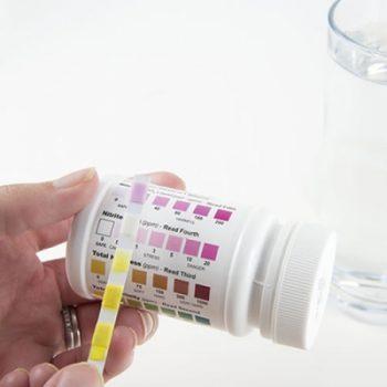 Wassertest 5-in-Einem (25 Teststreifen)