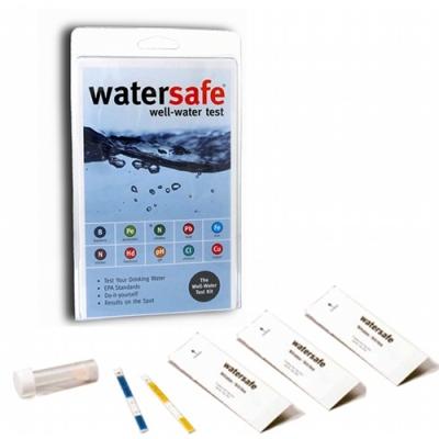 Watersafe Well Wassertest 10-in-Einem